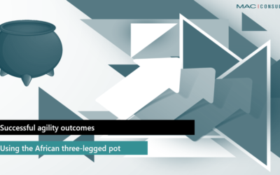 The African Three-Legged Pot Analogy for Successful Agility Outcomes