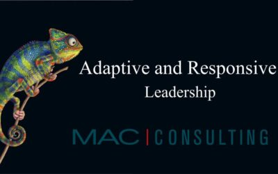 Part 3 of 3: Adaptive and Responsive Leadership