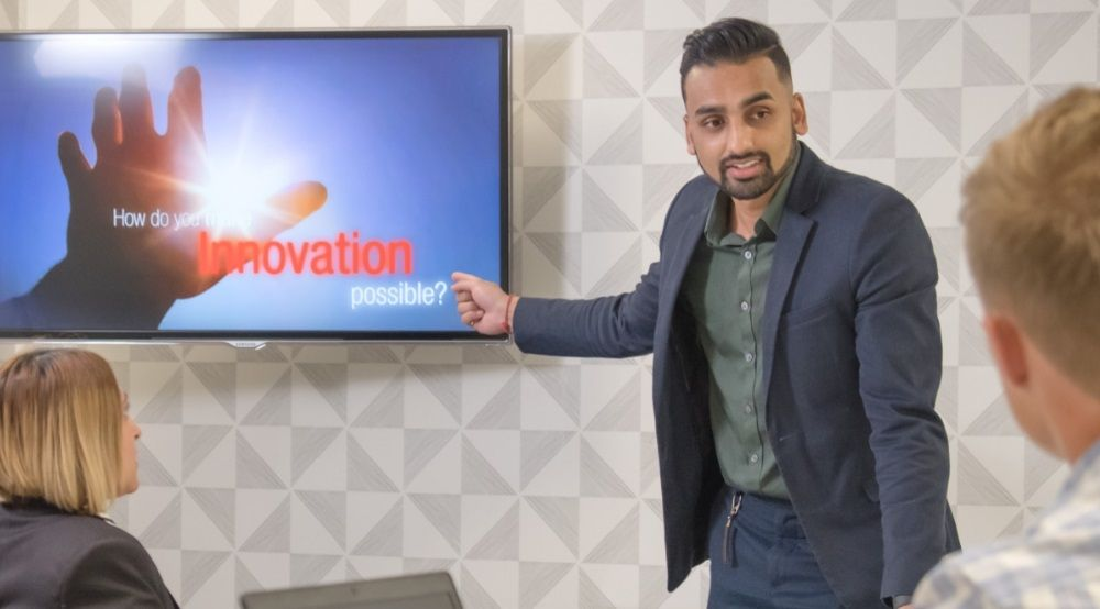 CREATING A CULTURE OF IDEA SHARING AND INNOVATION